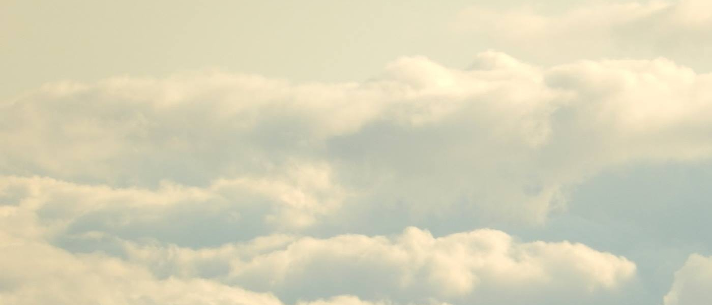 Clouds Banner D